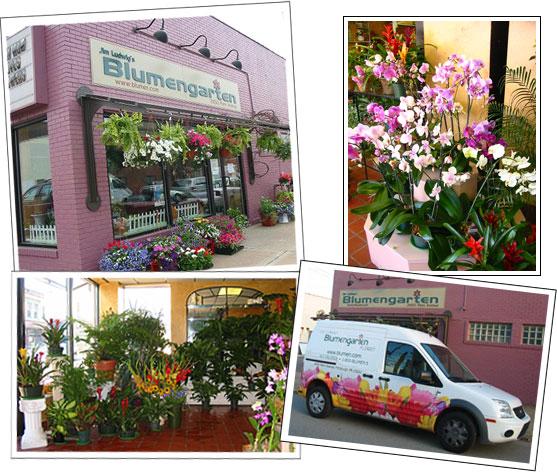 Blumengarten store, Strip District, Pittsburgh, PA