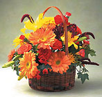 Autumn Garden Basket