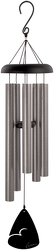 Pewter Fleck Wind Chime, 36