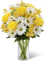 Sunny Sentiments Bouquet -A local Pittsburgh florist for flowers in Pittsburgh. PA