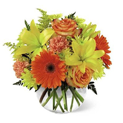 Vibrant Views Bouquet -A local Pittsburgh florist for flowers in Pittsburgh. PA