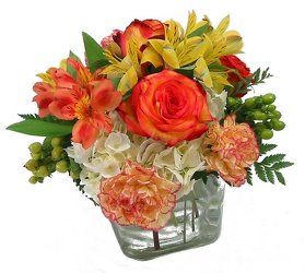 Garden Party Arrangement -A local Pittsburgh florist for flowers in Pittsburgh. PA