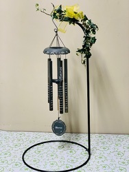 "Memories Wind Chime, 30"" -A local Pittsburgh florist for flowers in Pittsburgh. PA"