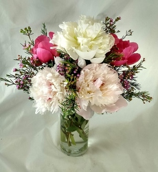 Garden Peony Bouquet -A local Pittsburgh florist for flowers in Pittsburgh. PA