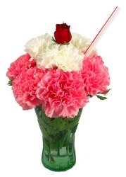 Sweetheart Soda -A local Pittsburgh florist for flowers in Pittsburgh. PA