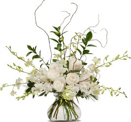 White Elegance -A local Pittsburgh florist for flowers in Pittsburgh. PA