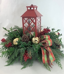 Warm Christmas Wishes -A local Pittsburgh florist for flowers in Pittsburgh. PA