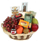 Fruit & Gourmet Basket -A local Pittsburgh florist for flowers in Pittsburgh. PA