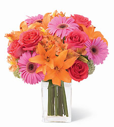 Sunshine Splendor Bouquet -A local Pittsburgh florist for flowers in Pittsburgh. PA