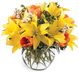 All Is Bright Bouquet -A local Pittsburgh florist for flowers in Pittsburgh. PA