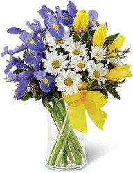 Sunshine Style Bouquet -A local Pittsburgh florist for flowers in Pittsburgh. PA
