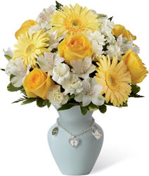 Mother's Charm Bouquet -A local Pittsburgh florist for flowers in Pittsburgh. PA