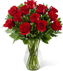 Red Rose Bouquet -A local Pittsburgh florist for flowers in Pittsburgh. PA