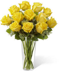 Yellow Rose Bouquet -A local Pittsburgh florist for flowers in Pittsburgh. PA
