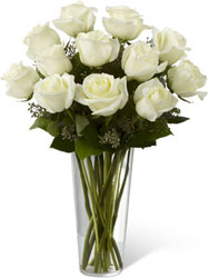 White Rose Bouquet -A local Pittsburgh florist for flowers in Pittsburgh. PA