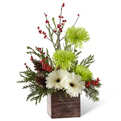 Winter Elegance Bouquet -A local Pittsburgh florist for flowers in Pittsburgh. PA