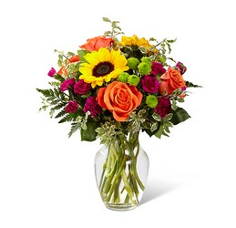 Color Craze Bouquet -A local Pittsburgh florist for flowers in Pittsburgh. PA