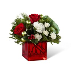 Merry & Bright Bouquet -A local Pittsburgh florist for flowers in Pittsburgh. PA
