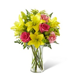 Bright & Beautiful Bouquet -A local Pittsburgh florist for flowers in Pittsburgh. PA