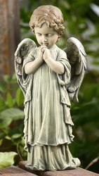 Angel Statue -A local Pittsburgh florist for flowers in Pittsburgh. PA
