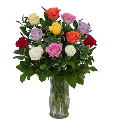 Roses - Mix it up! -A local Pittsburgh florist for flowers in Pittsburgh. PA
