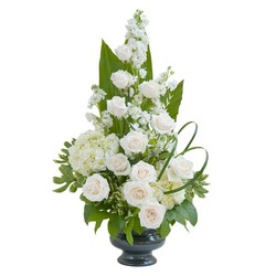 Elegant Love Urn -A local Pittsburgh florist for flowers in Pittsburgh. PA