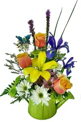 May Flower Arrangement -A local Pittsburgh florist for flowers in Pittsburgh. PA